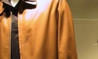 Як розгладити шкіряну куртку - головне, правильний підхід