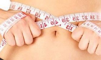 Як скинути зайві кілограми