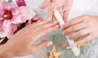 Як зробити форму нігтів