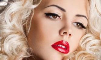 Як зробити голлівудський макіяж | фото і відео