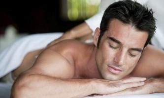 Як зробити масаж чоловікові