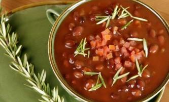 Як зробити низькокалорійним блюдо з червоної квасолі