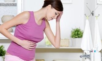 Як знімати нудоту при вагітності