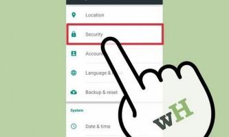 Як зняти безпечний режим з android