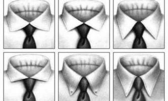 Як зшити комір сорочки своїми руками і поради, як правильно носити знімний комірець