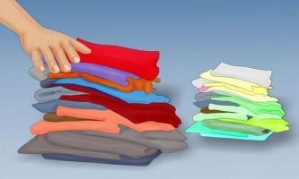 Як прати одяг