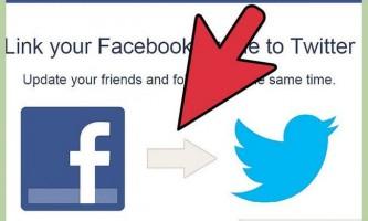 Як зв`язати facebook та twitter