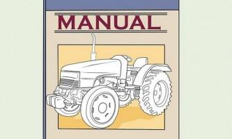 Як доглядати за трактором
