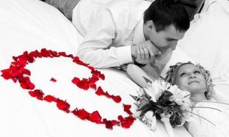 Як прикрасити весільну фото