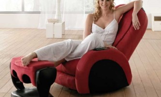 Як вибрати масажне крісло