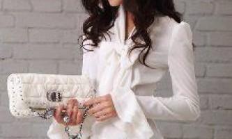 Які жіночі сорочки модні в 2011 році?