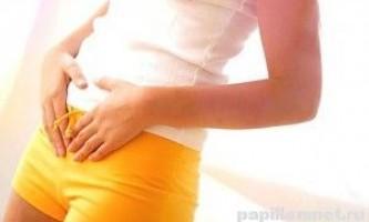 Які наслідки появи поліпів в області матки?