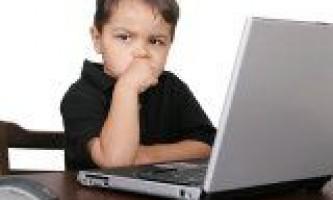 Комп`ютер і телевізор пригнічують психіку дітей