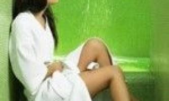 Контрастний душ для схуднення