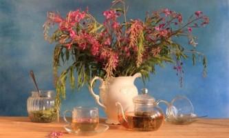 """""""Копорский"""" чай - лікувальний напій домашнього приготування"""