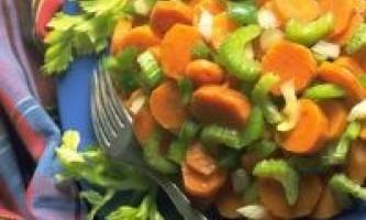 Крохмалисті і некрохмалисті овочі