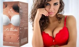 Красиві груди з гелем le bustier