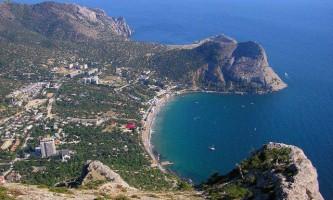 Крим: готелі на березі моря. Найпопулярніші місця для відпочинку всією сім`єю