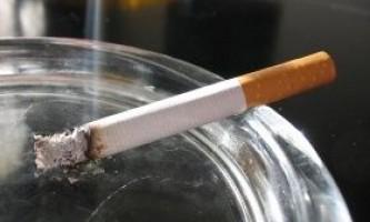 Куріння не допоможе схуднути