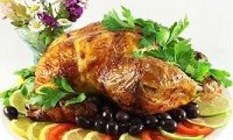Курка в духовці рецепти з фото, як приготувати курку в духовці