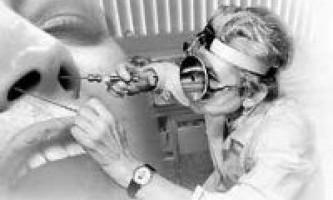 Лікування гаймориту, хронічного риніту, ускладнень синуситів, фронтитів