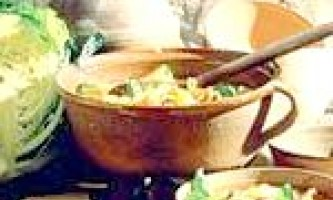 Літній суп по-корсиканські