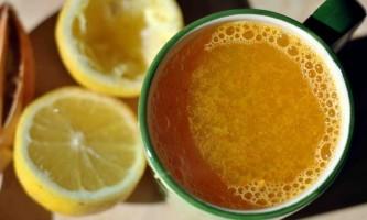 Лимонний напій з куркумою: проведи детоксикацію організму і зніми запалення!