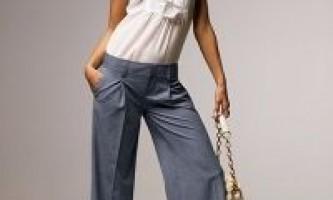 Лляні штани: від богеми - в маси