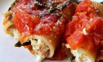 Макарони фаршировані: поради з приготування страви