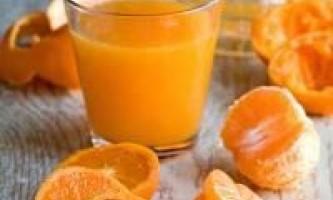 Мандариновий сік: вітамінний борець з ожирінням