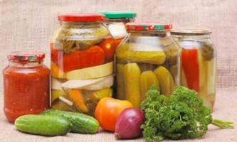 Мариновані овочі: рецепт приготування і рекомендації. Мариноване асорті з овочів на зиму