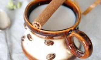 Масала чай - рецепт