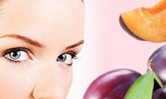 Маски для обличчя з сливою: рецепти для будь-якого типу шкіри