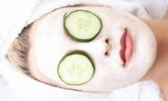 Маски для нормальної шкіри обличчя