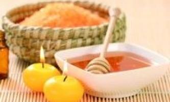 Мед із сіллю для схуднення