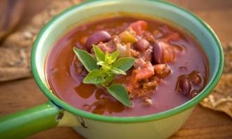 Мексиканський гострий суп