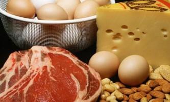 Меню білкової дієти: худнемо без обмежень