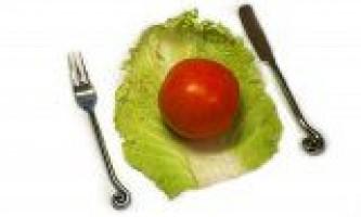 Менше їсти - довше жити