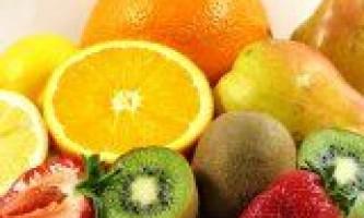 Багато фруктози - шкода для серця