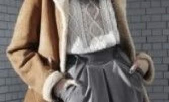 Модна верхній одяг