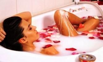 Чи можна при циститі приймати гарячу ванну?