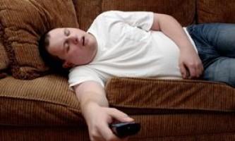 Набір зайвої ваги провокують не надмірні калорії, а неактивний спосіб життя
