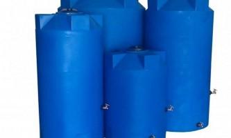 Накопичувальний бак для води: різновиди та особливості вибору