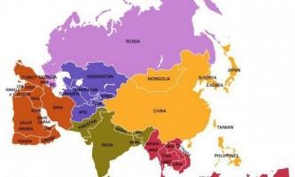 Населення азії. Характеристика регіону зарубіжна азія