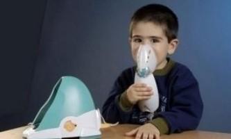 Небулайзер для дітей від кашлю і нежиті: який краще? Рецепти розчинів для небулайзера