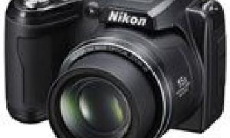 Nikon coolpix l110 цифровой фотоаппарат