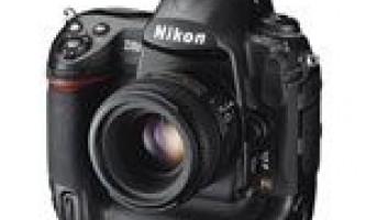 Nikon d3x цифрова камера