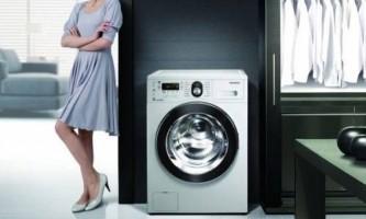 Новинки в світі пральних машин