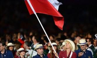 Про що говорить повір`я про прапороносцях на олімпійських іграх
