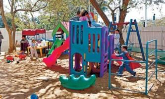 Оформлення ділянки дитячого саду влітку: основні аспекти